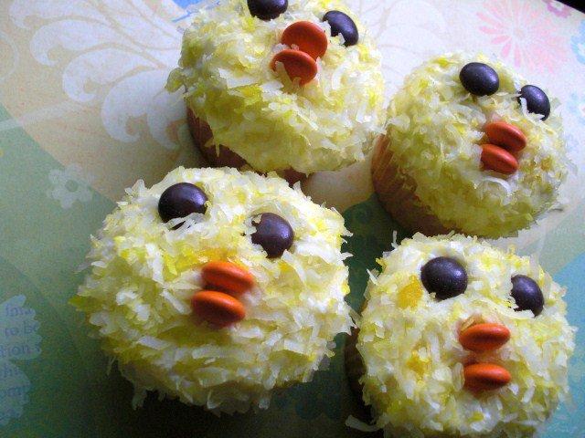 Cupcake Decorating Ideas Animals : animal cupcakes Stef s Gastronomy