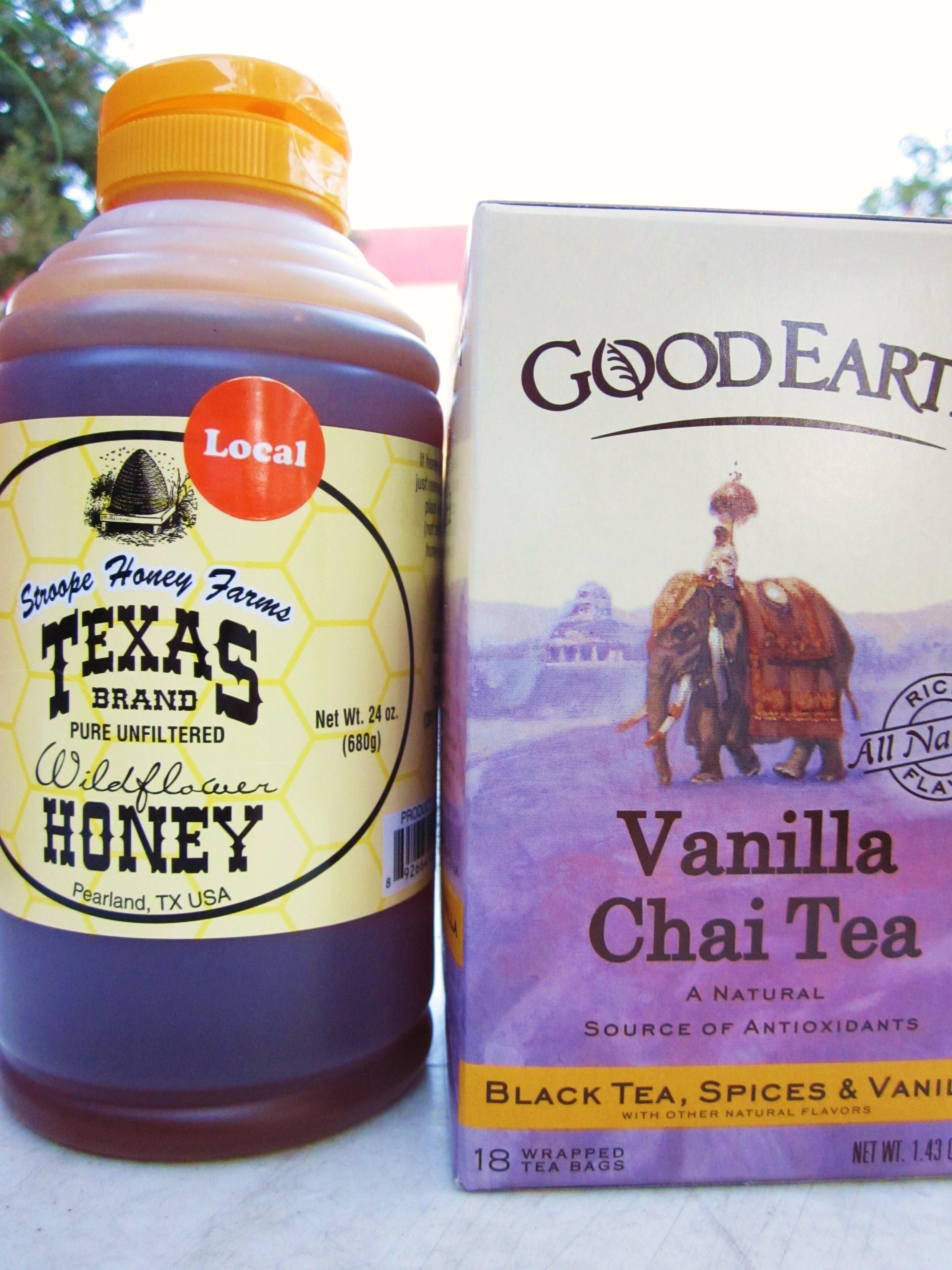 good earth vanilla chai | Stef's Gastronomy