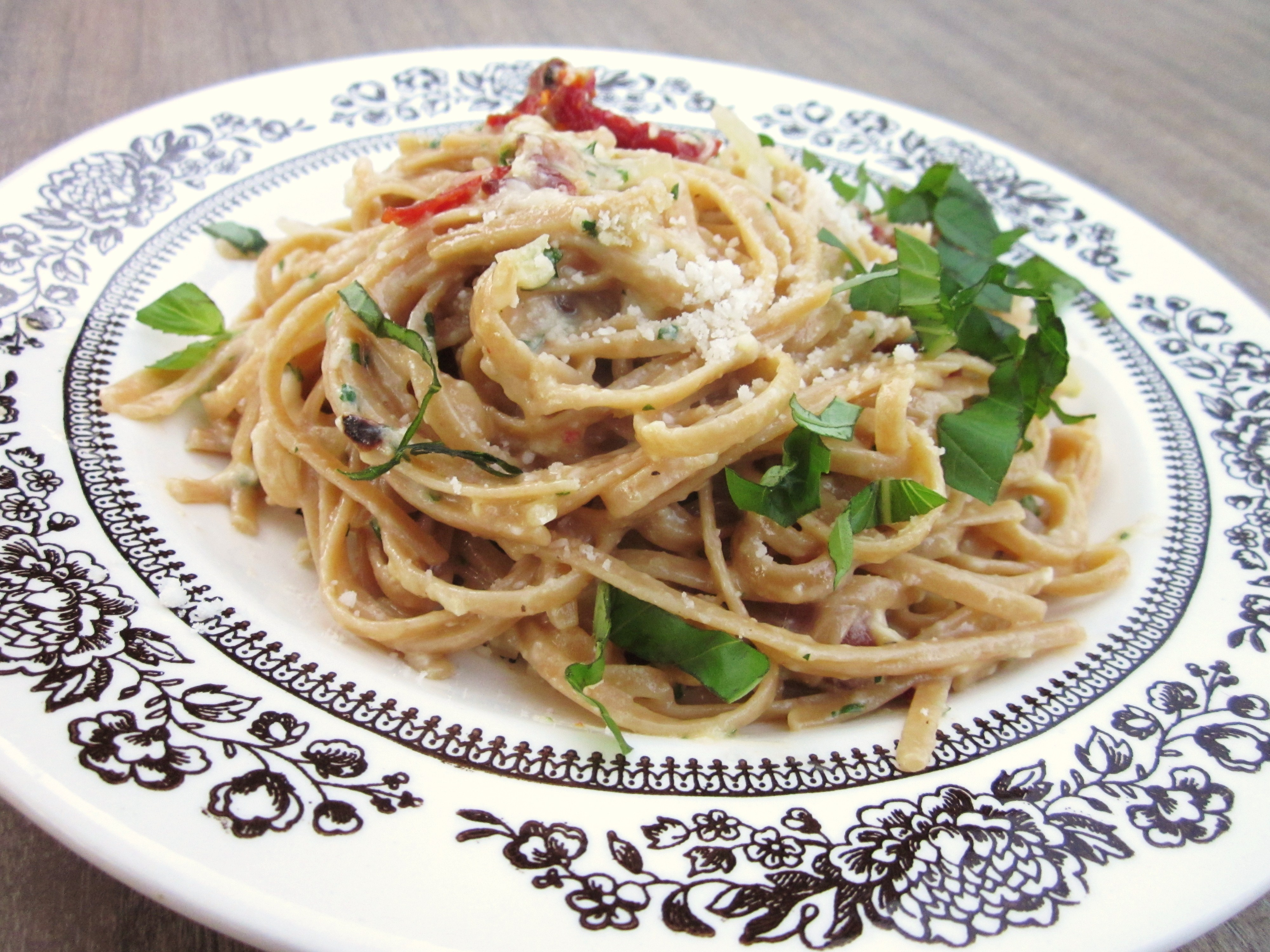 Linguine Alla Carbonara Stef S Gastronomy