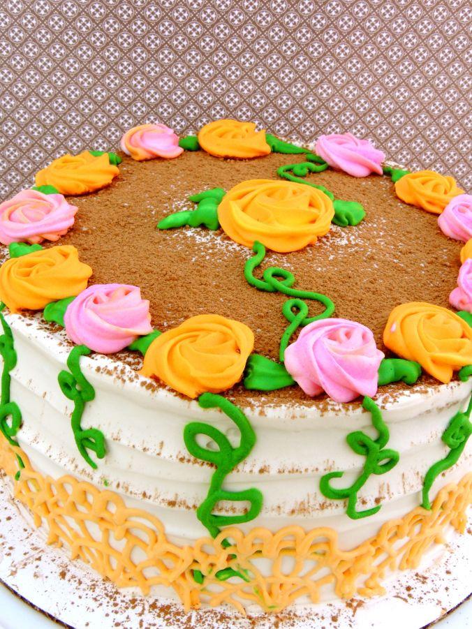 Ana's mom's cake 3/2/2012